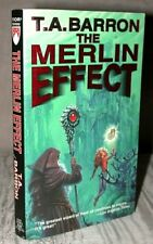 The MERLIN EFFECT by T.A. Barron 1996 PB XCLNT! More Barron listed!