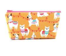 Llama Cosmetic Bag, Zip Pouch, Makeup Bag, Pencil Case, Teen Travel Bag