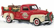 2007 GMC Pickup  Christmas  - Franklin Mint - NEW