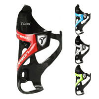 Full Carbon Fiber Bicycle Water Bottle Cage Holder Rack Cage For MTB Bike Riding