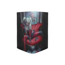 Custom Harley Quinn Play with Me Women's Leather Wallet Personalize Wallet Purse