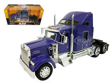 KENWORTH W900 CAB BLUE 1/32 DIECAST MODEL BY WELLY 32660