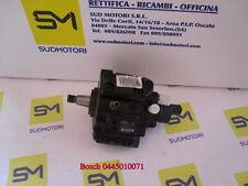 POMPA INIEZIONE BOSCH  COMMON RAIL ALFA FIAT LANCIA 1.9 JTD 16V 0445010071