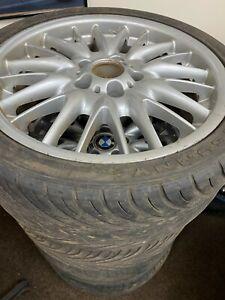 "RENAULT TRAFIC VAUXHALL VIVARO BMW Alloy Wheels M Sport 18"" & 255/35ZR18 Tyres"