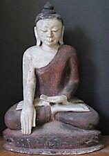 Enorme Bouddha en Albâtre, BIRMANIE