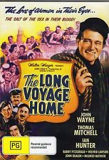 LONG VOYAGE HOME, THE -  JOHN WAYNE RARE NEW ALL REGION DVD