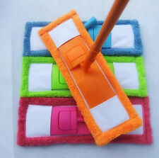 Cleaning Pad Dust Mop Household Microfiber Coral Mop Head Replacement Fit Floor