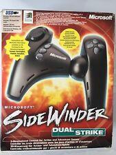 Sidewinder Dual Strike Neuf