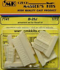 CMK 1/72 B-25J Armament Set for Revell # 7141