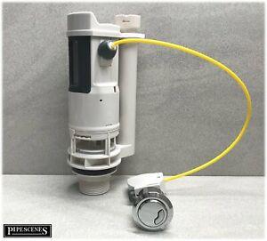 Macdee Flush Valve AFV50100 AFV50200 Dual Flush Syphon & Push Button