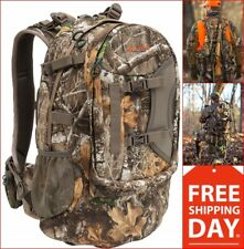 Hunting Backpack Pack Bow Bags Rifle With Holder Outdoor Hiking Fishing Camping