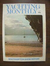 VINTAGE THE YACHTING MONTHLY MAGAZINE NOVEMBER 1979