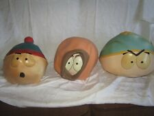 comedy central South Park halloween costume mask lot Kenny Stan Cartman latex