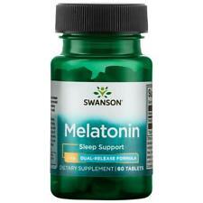 Melatonin Dual-Release 3mg (60 tabs.) SWANSON