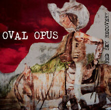 Red Sky Recovery Oval Opus Audio CD