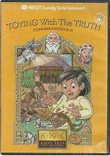 LDS Toying With The Truth Kid's ten Commandments 9 and 10 Episode 5 dvd