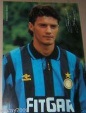 FOTO INTER=FOTOCOLOR ALESSANDRO BIANCHI=1991/92=CM 24X16