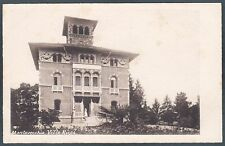 VARESE SAMARATE 01 MONTEVECCHIO - VILLA RICCI Cartolina circa 1900