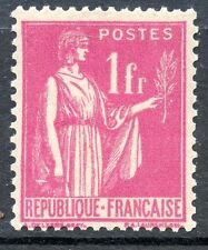 STAMP TIMBRE FRANCE NEUF LUXE N° 369 * TYPE PAIX