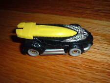 1994 Hot Wheels Black Sports Car w/Surfboard? Rocket?