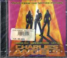 CHARLIE'S ANGELS OST CD NEW SEALED