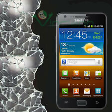 Pellicola trasparente vetro display per Samsung Galaxy S2 i9100 S2 Plus i9105