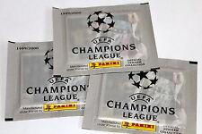 Panini CHAMPIONS LEAGUE 1999/2000 99/00 - 3 x  TÜTE PACKET SOBRE POCHETTE MINT!