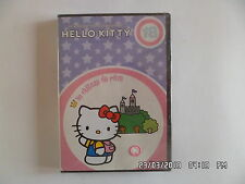 DVD HELLO KITTY N°18 UN CHATEAU DE REVE  D85