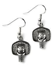 Basketball Earrings - Sports Accessories - Women's Jewelry - Handmade - Gift Box