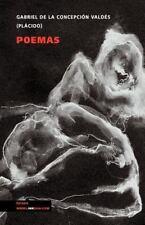 Poemas by Gabriel De La Concepcion Valdes (2014, Paperback)