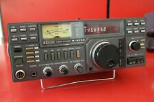 Icom IC-271E 2m 144MHz Vhf Fm Am CW SSB transmisor-receptor de estación base-radioworld UK