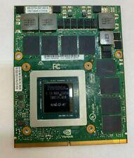 Nvidia Quadro M3000M Dell H99YY Laptop Video Graphics Card