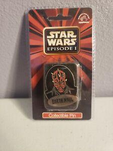 Star Wars Episode 1 Collector Pin Darth Maul