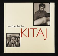 Lee Friedlander Kitaj New & Signed Photography Book