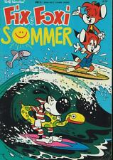 FIX e FOXI, estate 1979 (z1), gevacur