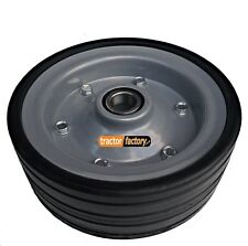 FINISHING MOWER WHEELS TRACTOR MOUNTED 3 BLADE GRASS MOWER  REPLACEMENT WHEELS