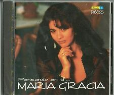 Pensando En Ti   Maria Garcia Latin Music CD New