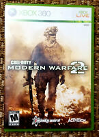 Call of Duty: Modern Warfare 2 - Xbox 360 Game - Very Good Condition / Manual