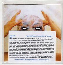 (GS634) Hey Colossus, Radio Static High - 2015 DJ CD