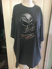 Harley Davidson T-shirt Capital City Tallahassee FL Men's Size 2X - Made in USA