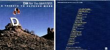 CD DM For The Masses - A Tribute To Depeche Mode PROMO CARD SLEEVE France RARE