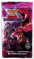 Dinosaur King Trading Card Game TCG Alpha Dinosaurs Attack Booster Pack