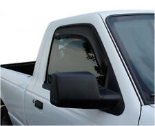 WINDOW VENT SHADES Visors 2 Piece 192232 For: COLORADO EXTENDED CAB 2015-2019