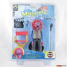 Muppets Palisades Clifford Series 6 figure henson sticker residue red chair