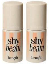 Benefit SHY BEAM Nude Pink Matte Radiance Highlighter/Illuminator Duo: 2 x 4ml