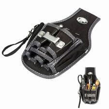 9 in 1 Waist Pocket Tools Bag Belt Pouch Bag Screwdriver Kit Holder Tool Bag