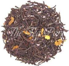 Caramel Cherry Loose Leaf Flavored Black Tea - 1/4 lb