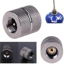 Metal Flat Cylinder Tank Inflatable Refill Adaptor Home Outdoor Gas Filling Tank