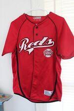 MLB Genuine Merchandise  Cincinnati Reds Baseball Jersey LARGE (10-12)