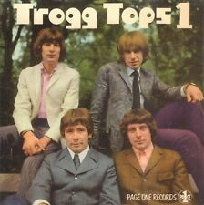 "TROGGS, THE– Trogg Tops No. 1 (1969 GARAGE ROCK UK VINYL SINGLE EP 7"")"